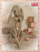 Beige Hare lives in United Kingdom - Click the picture to see more of Beige Hare!